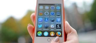 Versprochene Übertragungsraten werden auf Handys kaum erreicht