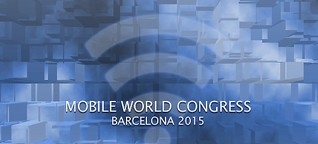 Der Mobile World Congress 2015 in Barcelona