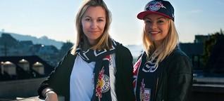 Zwei Leipzigerinnen gründen in Kalifornien einen RB-Leipzig-Fanclub