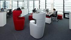 Großraumbüros in Unternehmen: Kein Platz für Privatsphäre