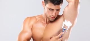 Haarentfernung Männer: Schluss mit Wildwuchs   Flaconi Blog