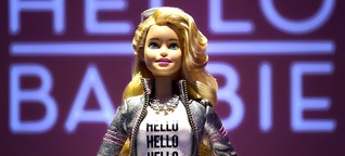 Barbie, sprich zu mir!