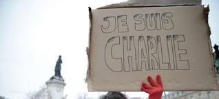 Anschlag auf 'Charlie-Hebdo'-Redaktion: Die Stadt der Liebe im Schock