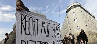 """Pankahyttn: """"Wien stiehlt sich aus der Verantwortung"""""""