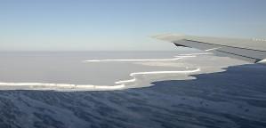 Schelfeis in der Antarktis schmilzt immer schneller