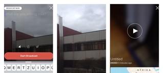 torial Blog   Die Journalisten-App der Woche: Periscope