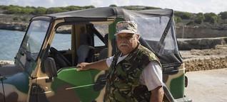 Malta: Der letzte Bewohner von Comino