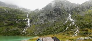 Norwegens Landschaften: Ein fotografisches Tagebuch