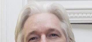 Julian Assange: Haftbefehl bleibt bestehen