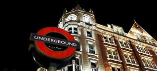 Neue Wege in den Untergrund: Das Londoner Crossrail-Projekt (2015)