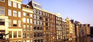 Amsterdam: Der neue Glanz der goldenen Bucht - manager magazin