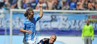 TSV 1860 München - Yannick Stark ist die neue Konstante