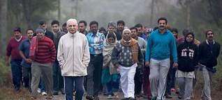 Ein Marsch der Hoffnung in Indien: Einheit als Antrieb