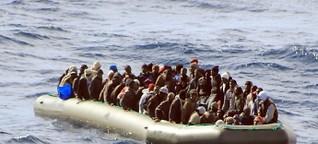 Migrantenpfarrer in Tunesien - Der Totengräber der Schiffbrüchigen