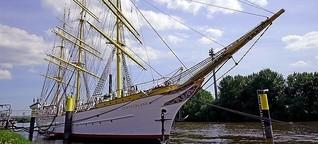 Maritime Unterweser von A bis Z
