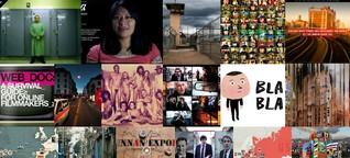 Blog zu Interaktivem Erzählen: webdoku.de