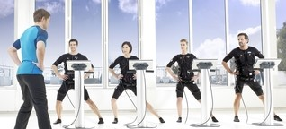 Impulse für die Muskeln: EMS-Training | eVivam