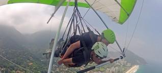 Flieger, grüß mir Rio! - SPIEGEL ONLINE