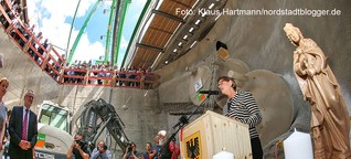 Glück auf! Erweiterung der Stadtbahnanlage am Dortmunder Hauptbahnhof wird bergmännisch fortgeführt