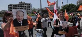 Libanesische Christen in der politischen Krise