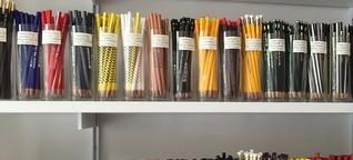 Ein Bleistiftladen für New York (und den Rest der Welt)