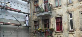 Sanierungsstau: Wenn das Eigenheim zur Gefahrenquelle wird
