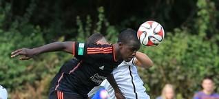 A-Jugend-Bundesliga: HSV gegen FC St. Pauli: Kwatu trifft zum Rauten-Derbysieg