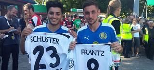 DFB-Pokal: Petersen zu flott für Barmbek-Uhlenhorst