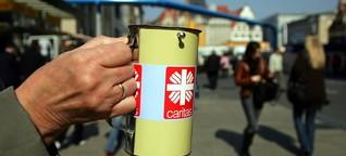 Caritas-Schulung: Sammeln für den guten Zweck | BR.de