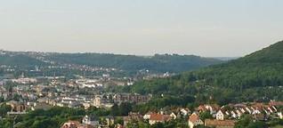 Leider eine ganze normale Stadt in Sachsen