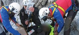 Ehrenamt: Dr. Julia Thiele engagiert sich als Notärztin bei der Bergwacht