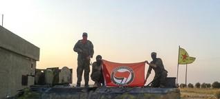 """""""Ich war bereit, dort zu sterben"""" - Ein deutscher Linker im Kampf gegen den Islamischen Staat"""