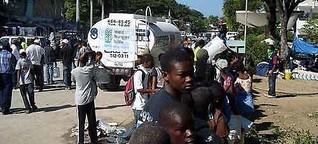 Haitis zerstörte Kultur - nach dem Erdbeben 2010