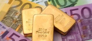 Euro, Goldpreis - wo geht die Reise hin?