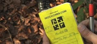 Geocaching - die digitale Schnitzeljagd