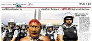 Abendzeitung/Literaturtipps aus Brasilien