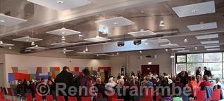 Bürgerversammlung: Flüchtlingsunterkunft Potsdam-West