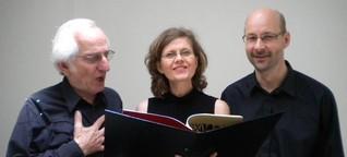 Das Ensemble EXVOCO aus Stuttgart: Sprache als musikalische Ausdrucksform | Cluster | SWR2