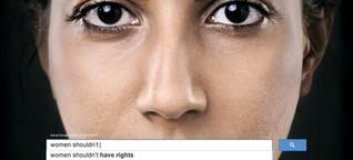 Wie Google Sexismus vervollständigt