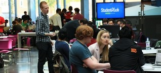"StudentHack: ""Absolutely fantastic event"""