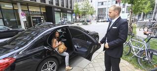 Hamburger Abendblatt: Verkehrsbehörde droht Uber-Fahrern mit 2500 Euro Bußgeld