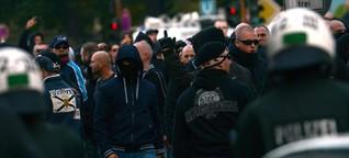 Hooligan-Demo: Dritte Halbzeit Politik