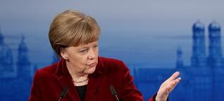Merkel-Strategie: Donbass soll fallen wie die DDR