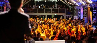 Rein ins Tech-Getümmel: Die besten 5 Start-ups der Start-up Demo Night in München