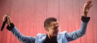 Berlin-Konzert: Dave Gahan besiegt das dunkle Biest