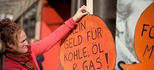 Fossil Free: Keine Kohle für Kohle