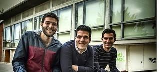 Flüchtlinge in Stuttgart: Leben hinter Absperrgittern