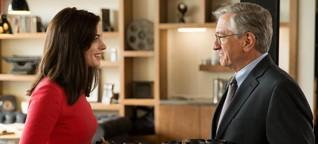 Junge Karrierefrauen brauchen alte Männer