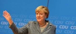 Merkel will ihre Partei zurückgewinnen