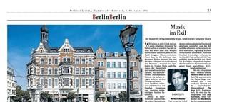 Kiez, Krüge und Konzerte (Berliner Zeitung)
